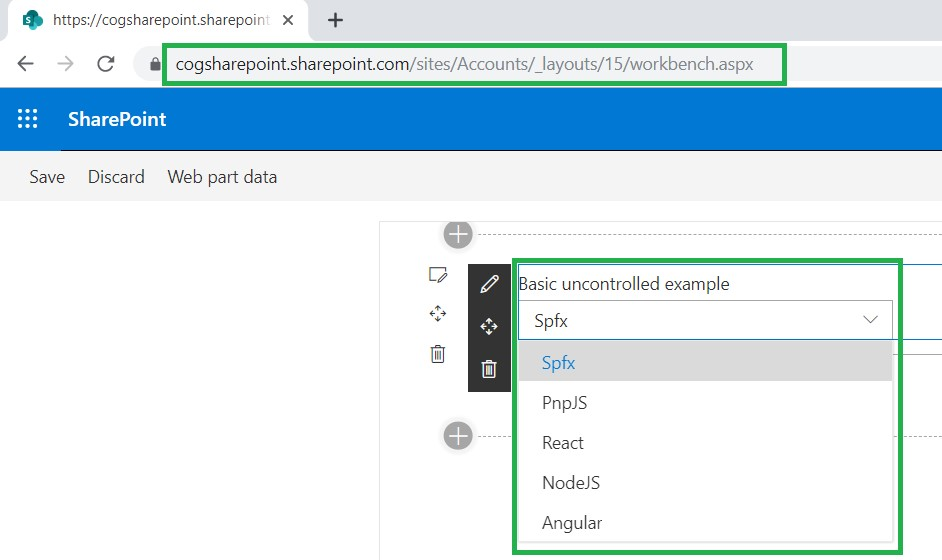 SPFX Load SharePoint list items in a dropdown using PNP SP